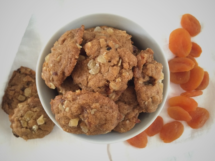 Maple Oat Cookies 3
