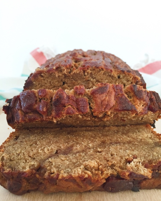 Vegan Banana Bread 2