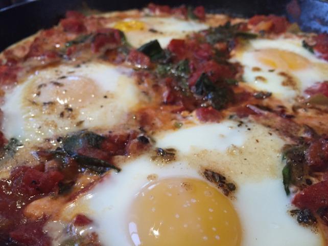 Baked Eggs 3
